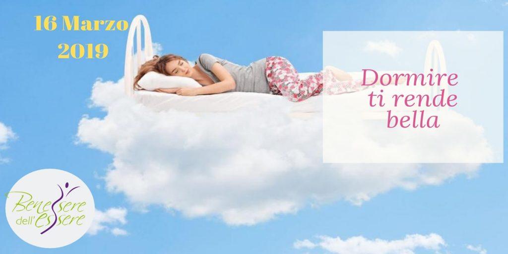 giornata mondiale sonno