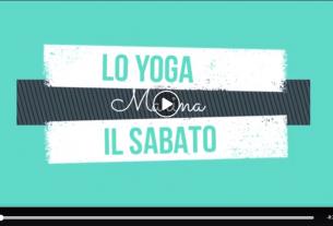 Yoga con Marina di Sabato